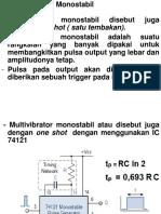 2 - Elka Digital 2- Multivibrator Monostabil