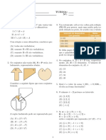 Conjuntos e Numeros Reais