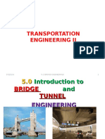 Bridge and Tunnel