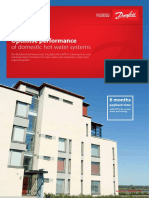 Domestic Water Control