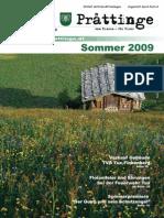 2009-02 Tuxer Prattinge Ausgabe Sommer