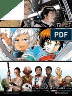 Novedades Planeta Comic SEPTIEMBRE 2016
