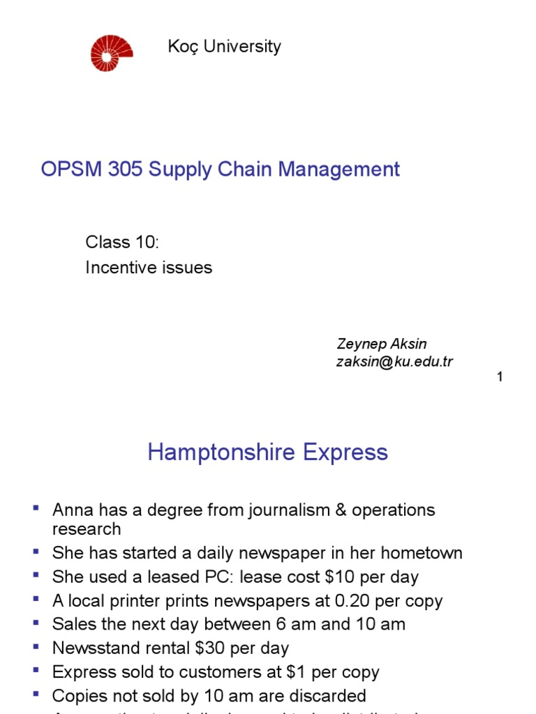 hamptonshire express case