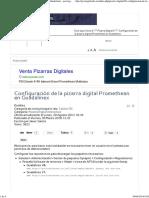 Configuración de La Pizarra Digital Promethean en Guadalinex - Javiergarbedo.es