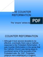 The Counter Reformation