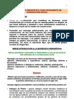 LA ENTREVISTA PERIODÍSTICA COMO INSTRUMENTO DE COMUNICACIÓN SOCIAL