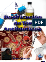 Dosificación y Vías de Administración de los Antibioticos