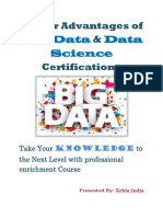 Career Advantages of Big Data Data Science PDF