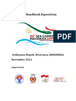 Technical Handbook SEA Games