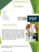 Ppt Euthanasia