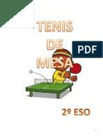 teoría del ping pong 2º eso
