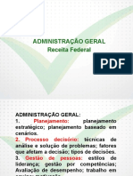 Sgc Receita Federal 2014 Auditor Fiscal Adm Geral 01 a 04