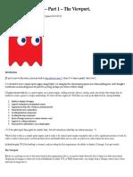 Delphi Sprite Engine – Part 1 – the Viewport