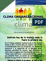 Clima Organizacional - Seminario.pdf