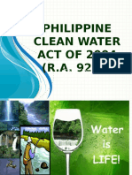 ESE 150 RA 9275 (Phil Clean Water Act & Its Implementing Rules & Regulations).Nov13.pptx