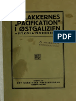 Polakkernes Pacification i Ostgalizien