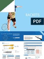 Victor Badminton Rackets 2016