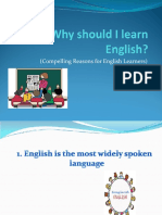 Why Should I Learn English