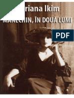 Adriana Ikim - Manechin in doua lumi