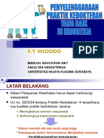 Praktik Kedokteran Yang Baik