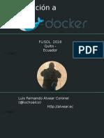 Introducción a Docker