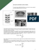 Analisi Granulometrica Degli Inerti Parte i