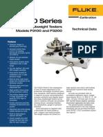 P3000 Series Datasheets