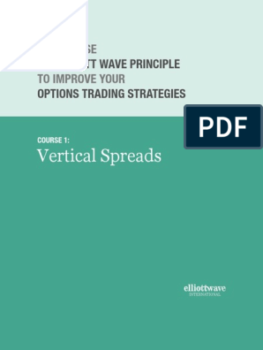 OPTION TRADING WITH ELLIOTT WAVE | Moneyness | Option (Finance)