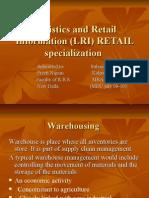 Logistics and Retail Information (LRI) RETAIL