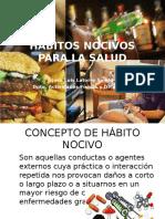 Habitows Nocivos Para La Salud