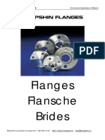 SANS 1123 Steel Flanges