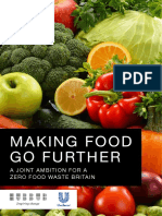 Joint Ambition for a Zero Food Waste Britain