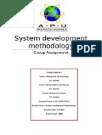 SDM Assignment Ahsan Abubakar Husam