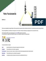 Rádio Ceragon - Manual de Operação_metro