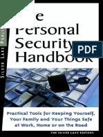 16316134 Personal Security Handbook