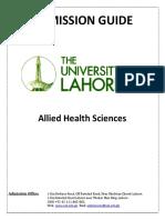 Adm.guide AHS-All Programs