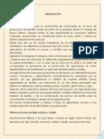 Presentacion Semillas Nativas y Criollas