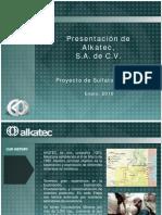 Español - Briefing Alkatec - Ene. 2010