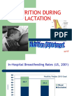 K44 - - Nutrition During Lactation