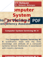 Computer System Servicing NC II