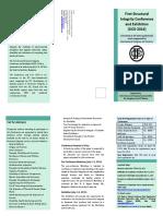 SICE 2016 Brochure