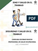 #1 Seguridad Ocupacional-salud Publica