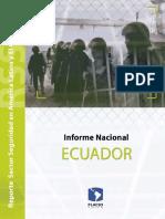 Informe Nacional ECUADOR