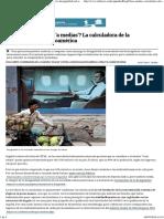'Clase Media' y Desigualdad en Latinoamérica