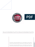 Manual de Identidade Visual - FIAT