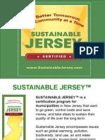 Sustainable Jersey Presentation 5-19-10