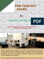 Horizon Concept Azure