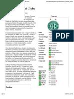 Guarani Futebol Clube – Wikipédia, a enciclopédia livre