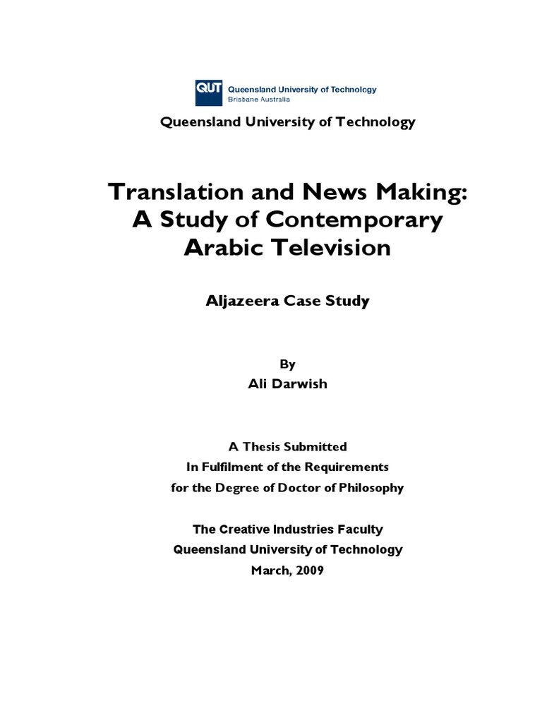 Ali rozati dissertation