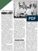 20-07-16 Presentará Monterrey 6 proyectos viales a SCT